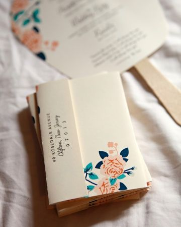 A Pink Whimsical DIY Wedding in New Jersey | Diy wedding ...