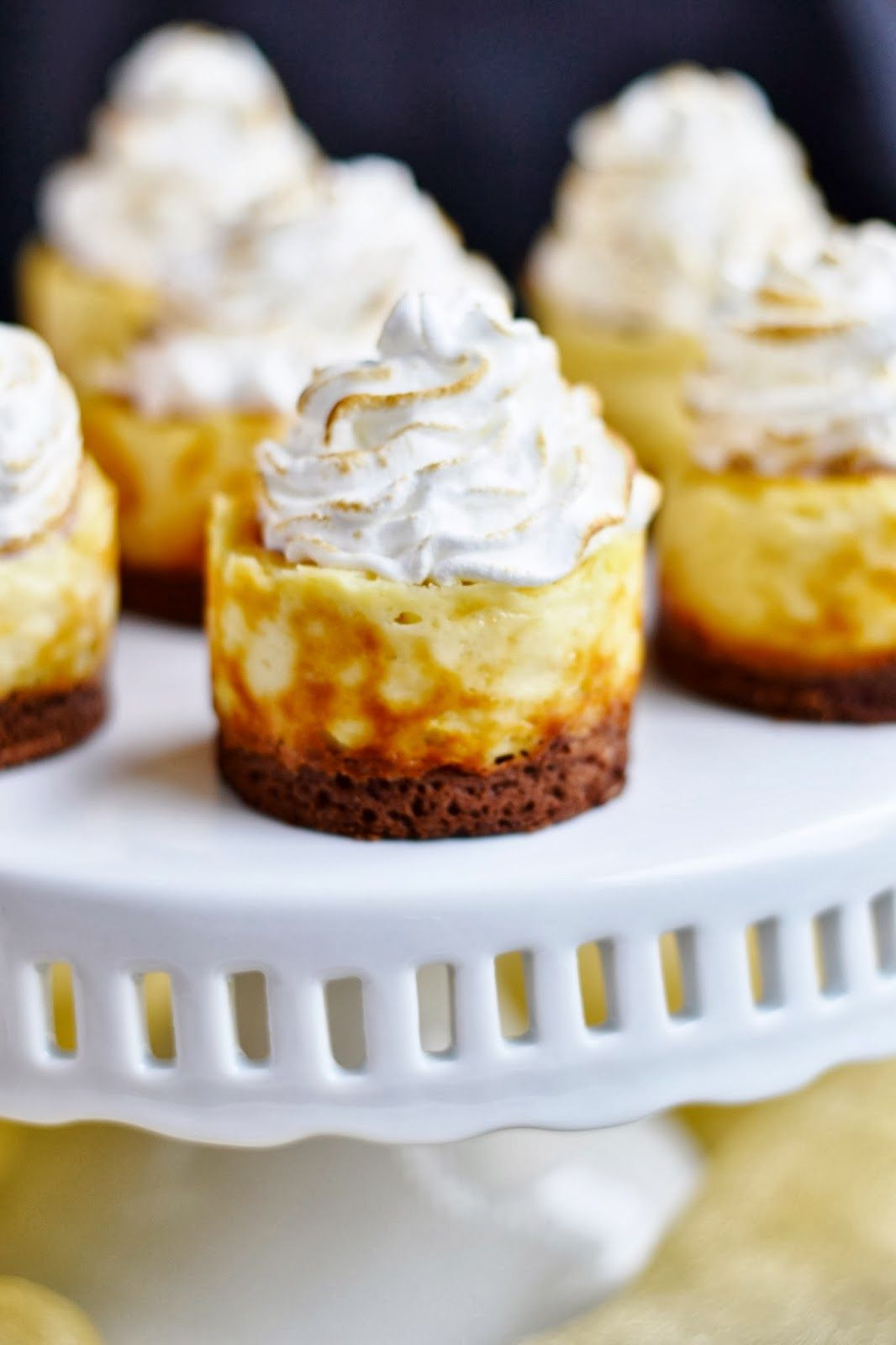 Fotorecept: Mini cheesecake Lindt
