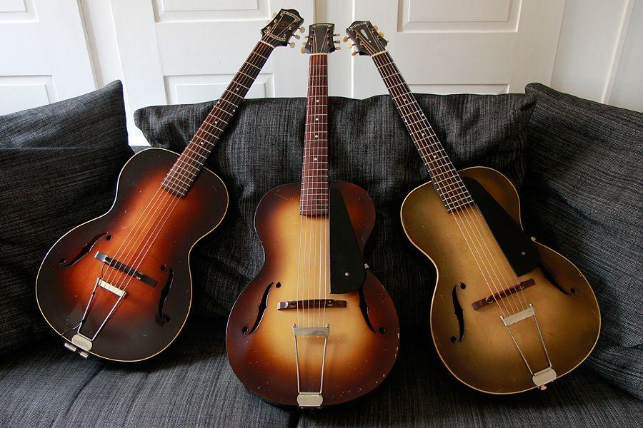 Epiphones 1932 Zenith 1933 Olympic 1934 Zenith Vintage Guitars Acoustic Guitar Epiphone