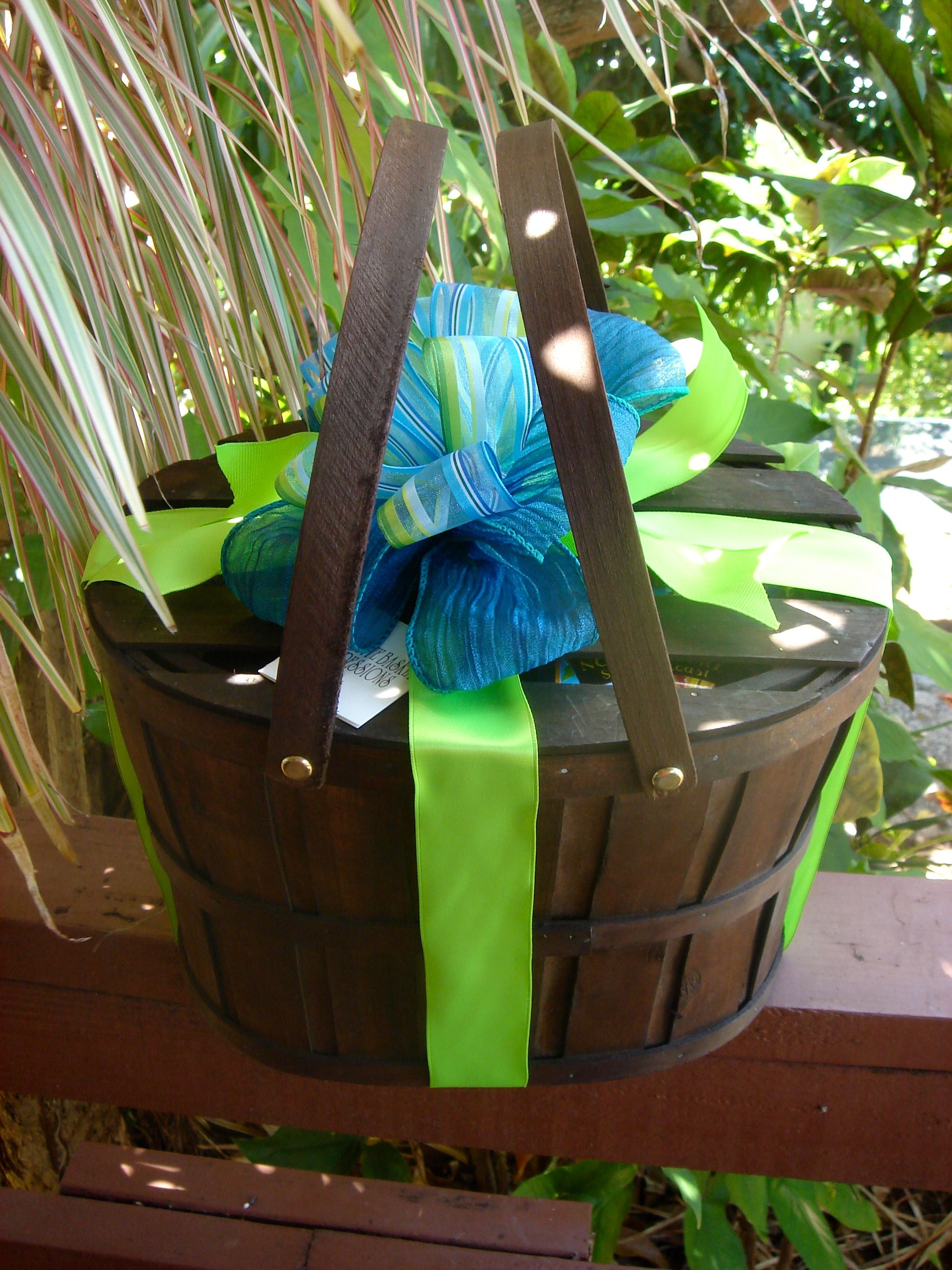 Hawaiian delight for any occasion exquisite basket