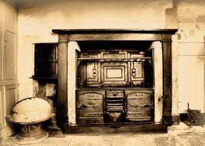 Victorian Kitchen | Old Kitchen Range: U0027Victorianu0027 Kitchenu0027 In An Old  Building