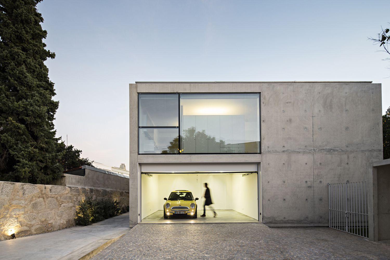 House in Porto Minimalist architecture, Concrete houses