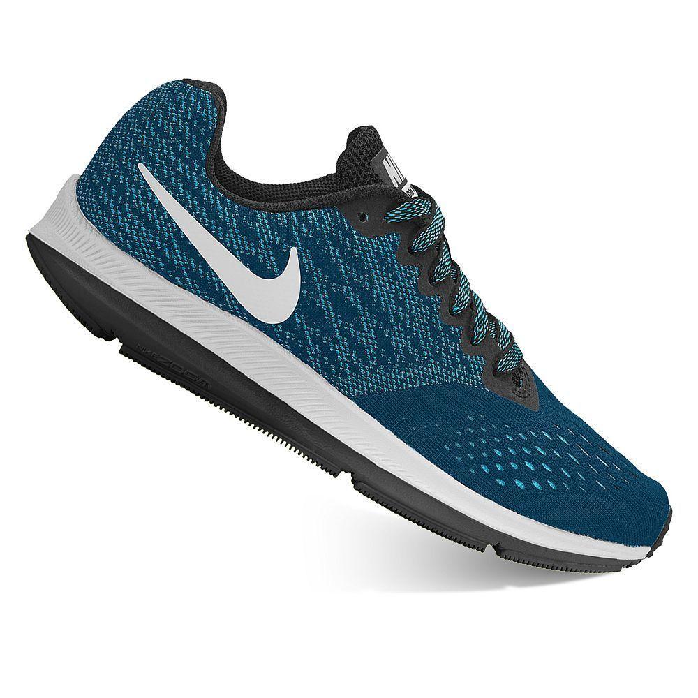 14baff3dac47a Nike Zoom Winflo 4 Grade School Boys  Running Shoes