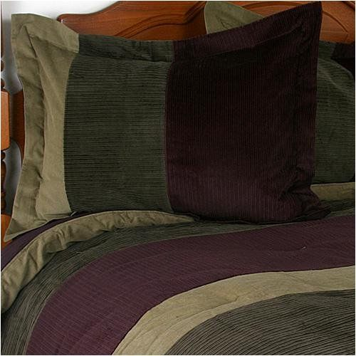 Dockers Puget Sound Comforter, Bed Skirt, and Sham Set