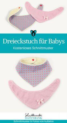 Photo of Dreieckstuch für Babys