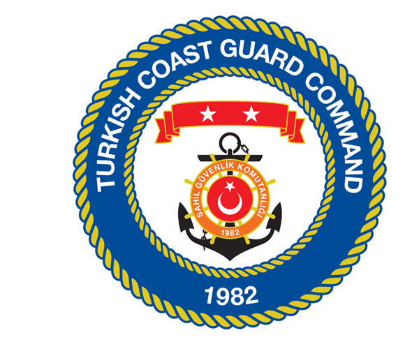 Turkish Coast Guard Logo Design Logo Design Diy Logo Design Company Logo Design
