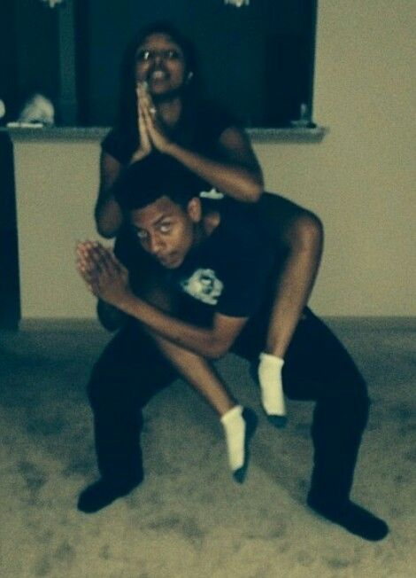 Ft. Her boyfriend Zoey ... they CUTE !! | Cute couple pictures