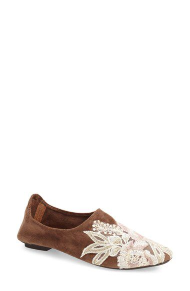 16f3f2a6731 Jeffrey Campbell Jeffrey Campbell  Sansa  Pointy Toe Flat (Women) available  at  Nordstrom