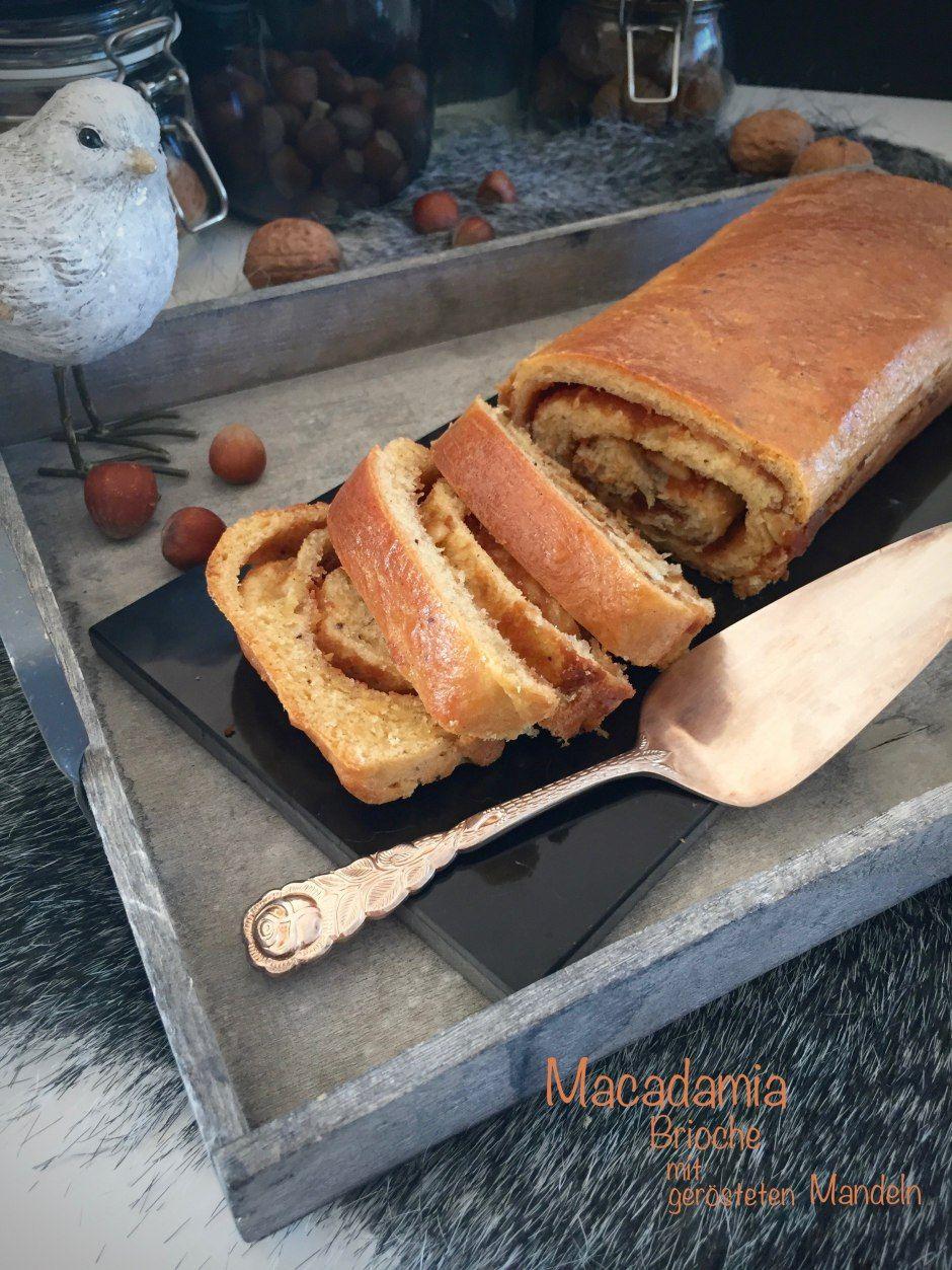 Macadamia Brioche :) mit reichlich Butter - knusprige Nussfüllung - Nuss Brioche - http://lapati.eu/macadamia-brioche/