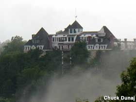 Eureka Springs Ar Most Haunted Hotel In America Ghost Tours