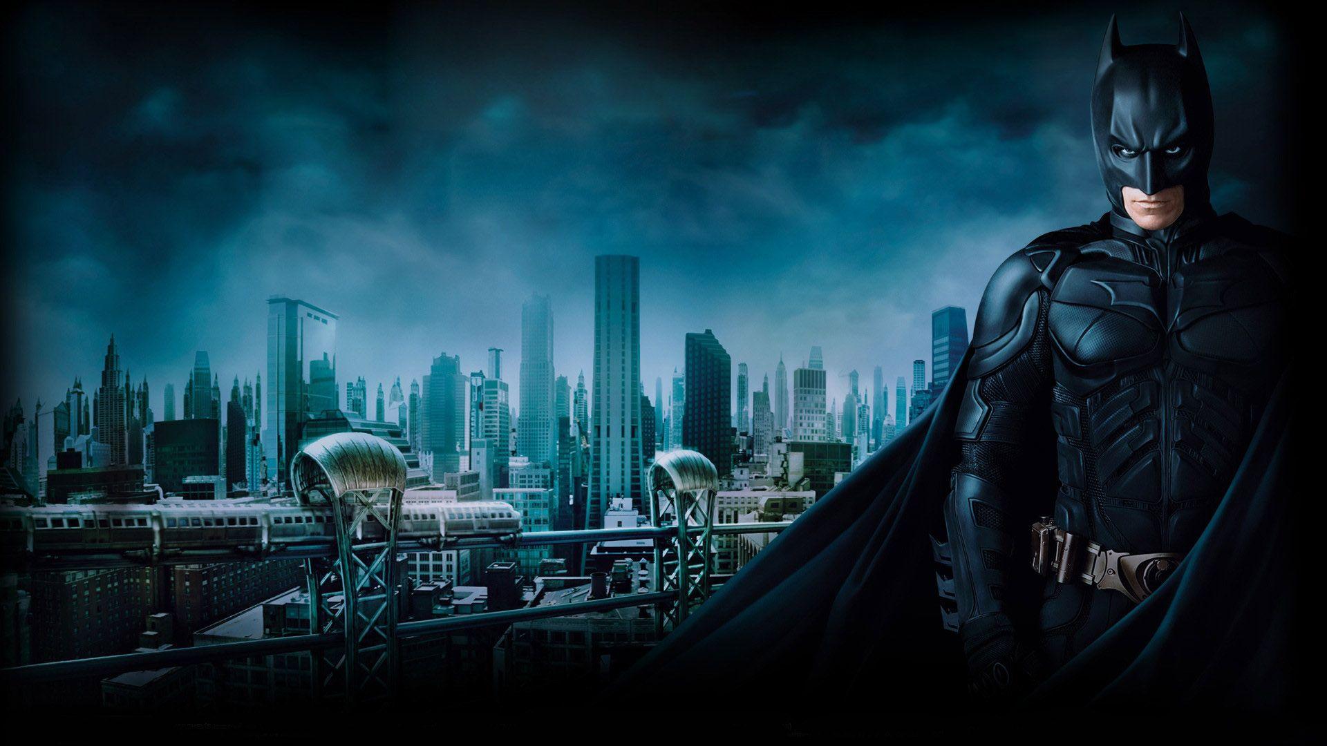 Batman The Dark Knight Epic Movie HD Wallpaper