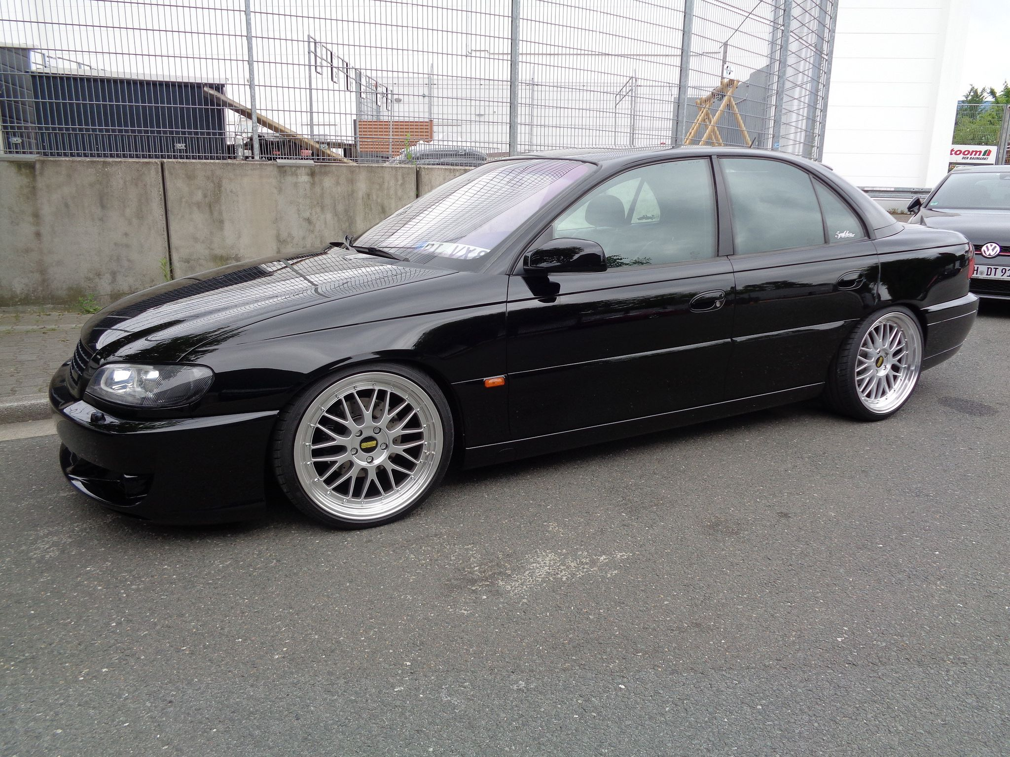 Opel Omega B Tuning 2 Tuning Youngtimer Projekte