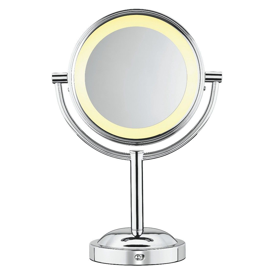 Conair Double Sided Lighted Makeup Mirror Com Imagens