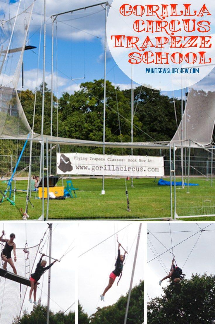 Gorilla Circus Trapeze School   School