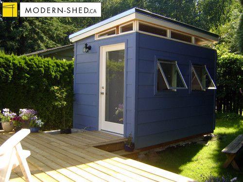 8u0027x12u0027 Teenage Hideaway     Sheds   Vancouver   By Westcoast Outbuildings  Inc