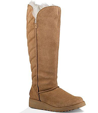 49ffa82bcfe UGG Rosalind Tall Shaft Boots #Dillards | Ugg Boots | Boots, Uggs ...