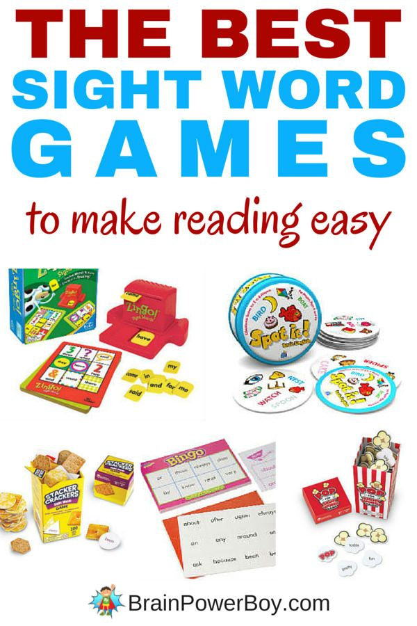 games best reading