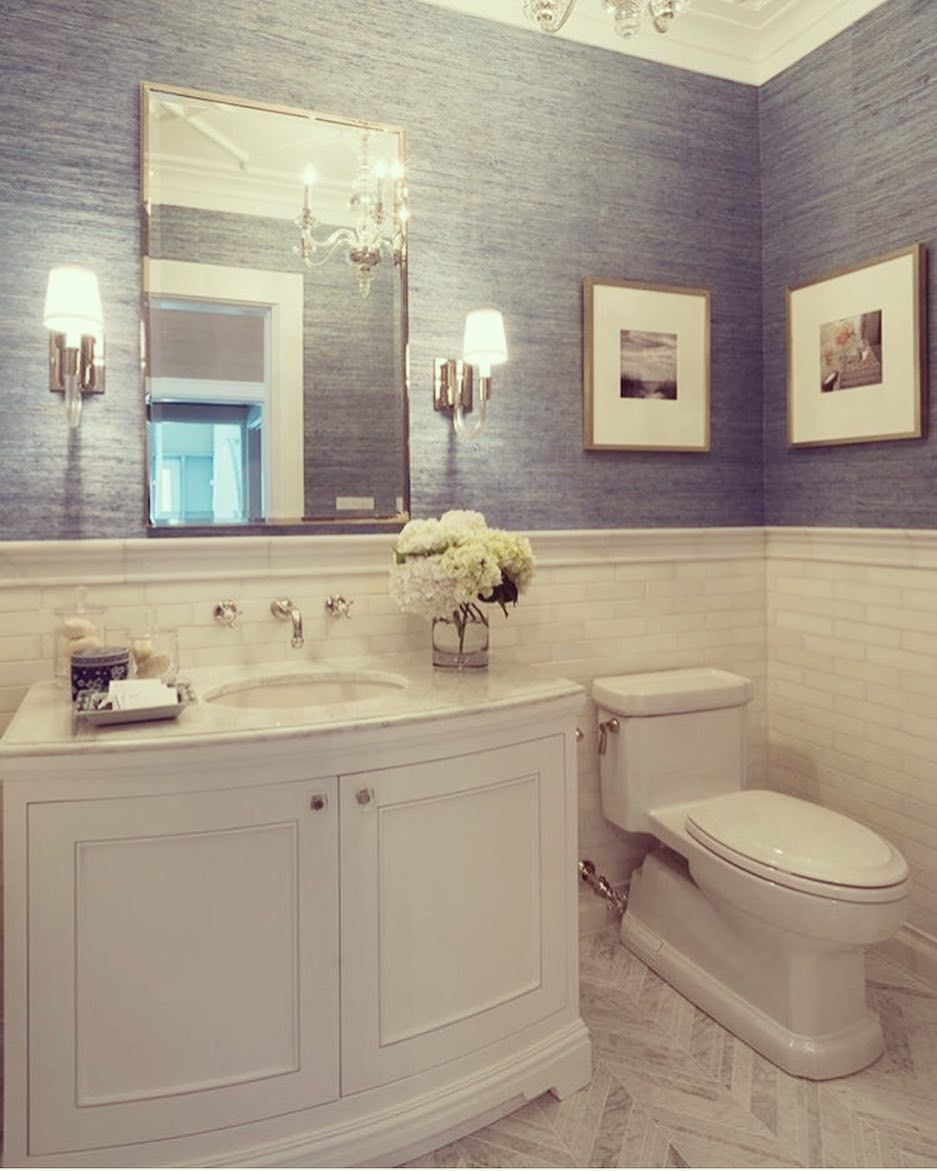 Home Design Ideas Bathroom: Impress Your Visitors With These 30 Cute Half- Bathroom
