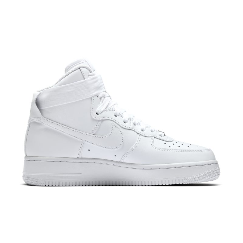 on sale b66aa 12e3d Nike Air Force 1 High 08 LE Women s Shoe - White