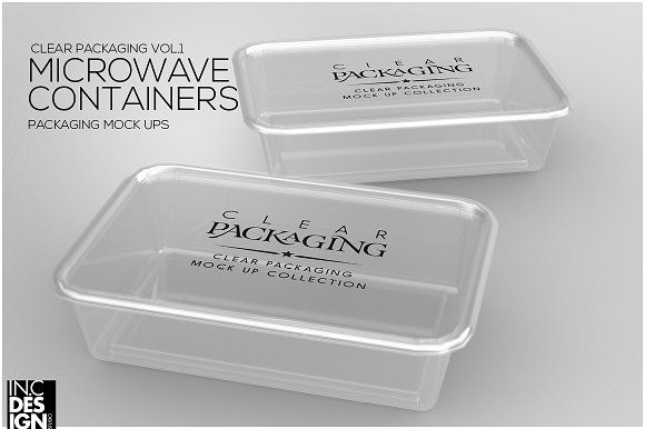 Download Microwave Containers Packagingmockup Free Logo Mockup Food Mockup Packaging Mockup