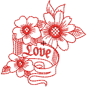 Pin By Cristina Silva On Free Embroidery Designs Machine Embroidery Embroidery Designs Hand Drawn Flowers
