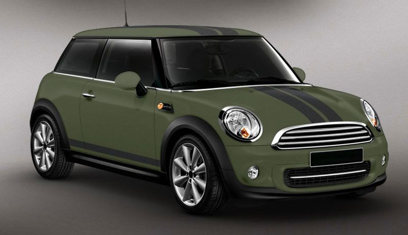 Sport Coupe with 1080 Matte Military Green Full Wrap and ...