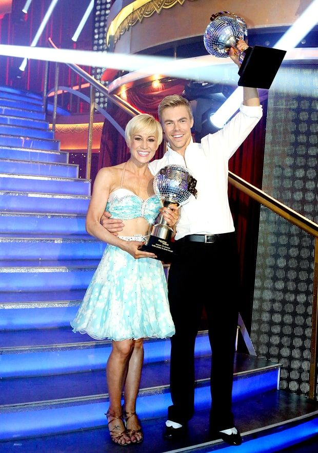Dancing With the Stars Winners Through the Years #dancingwiththestars