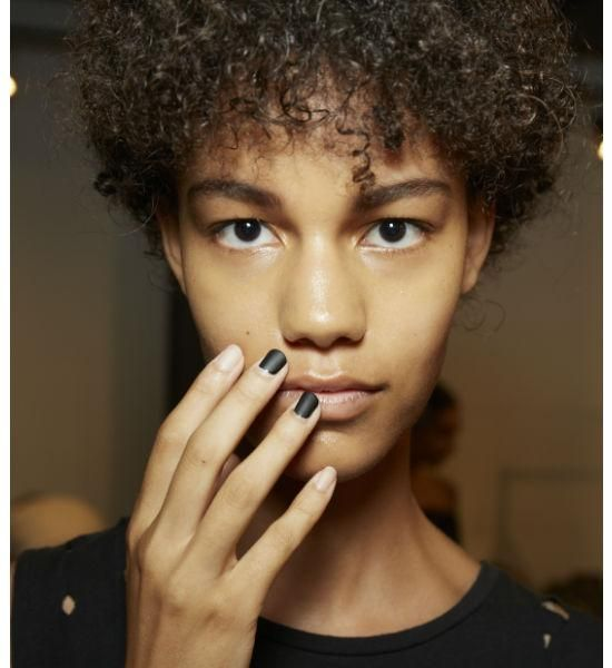 From nude nails and empty space manicures to silver touches and French tips 2.0, these fresh takes on nail polish—inspired by the spring '16 runways—are sure to breath new life into your next manicure.
