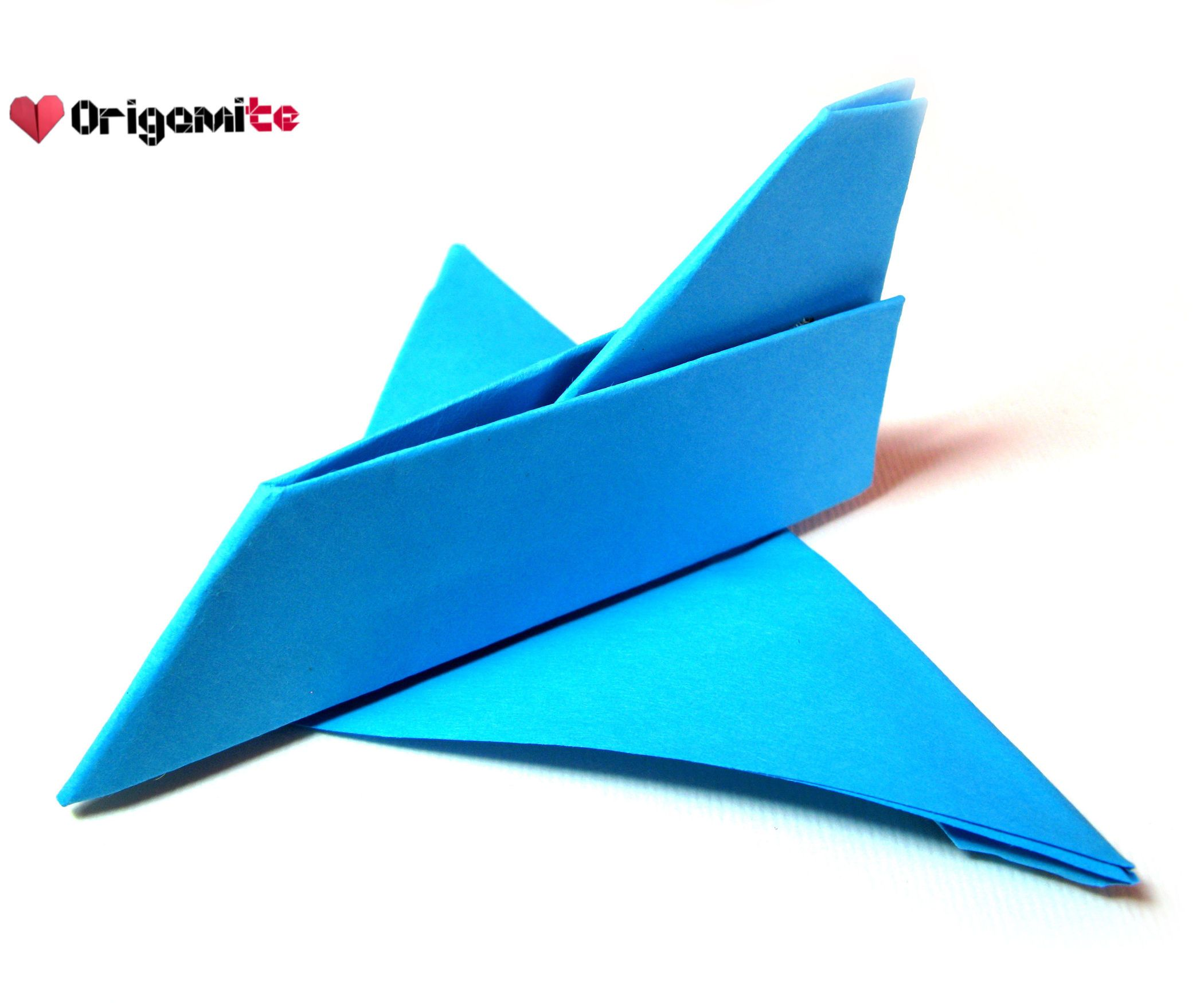 Origami airplanes: tips and tricks 27
