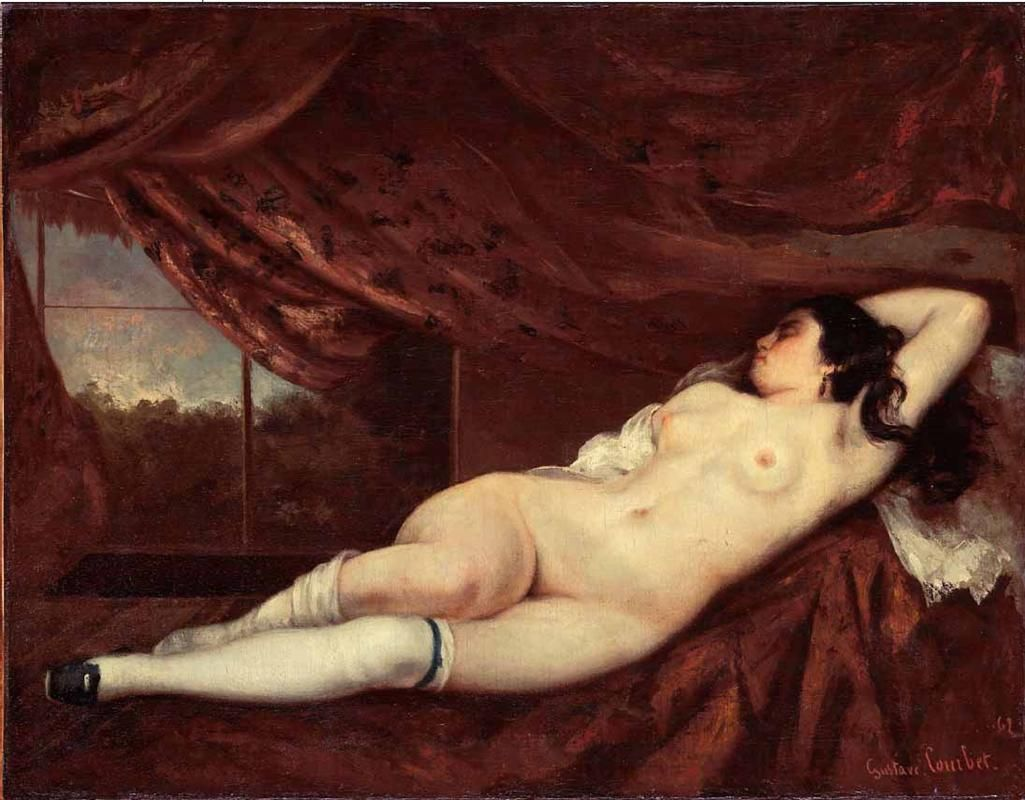 A priceless french painting i see a drunk naked picture 224
