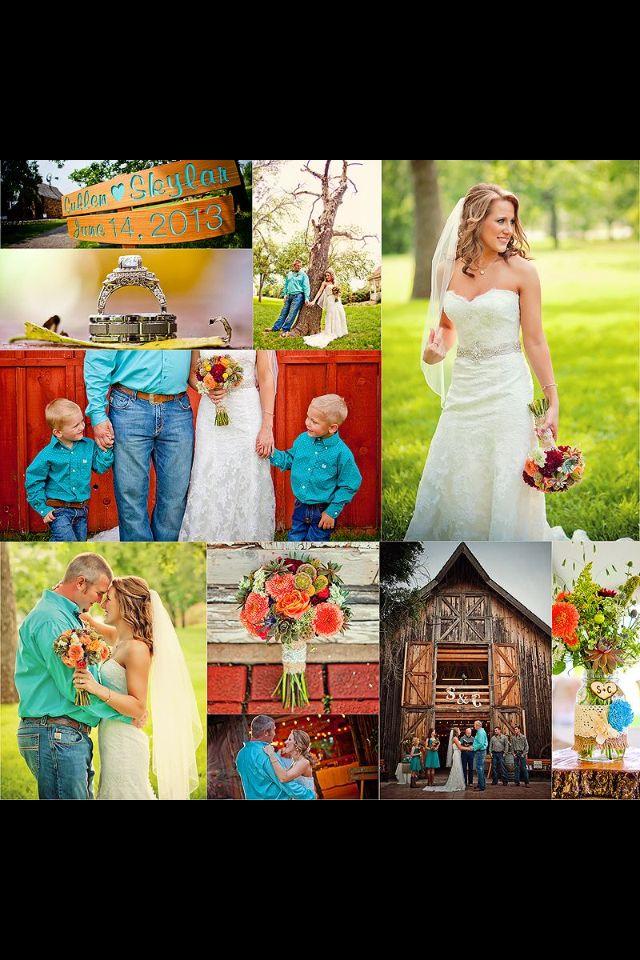 My rustic wedding!!  @tammyodellphotography