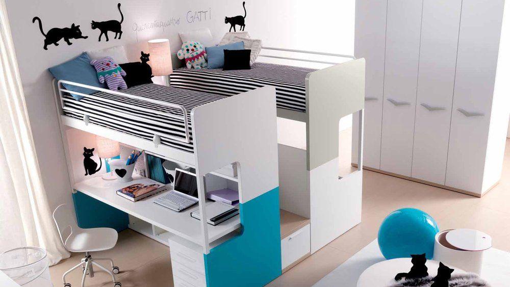 Comment Amenager Un Lit Mezzanine Pour Un Petit Garcon Kids Room