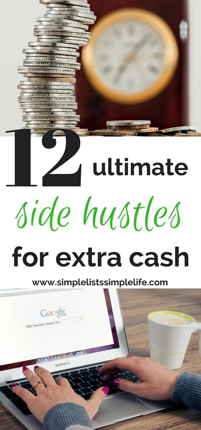 12 Ultimate side hustles to earn extra money for the holidays ...