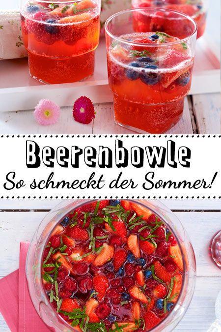 Photo of Beerenbowle selber machen – so geht's
