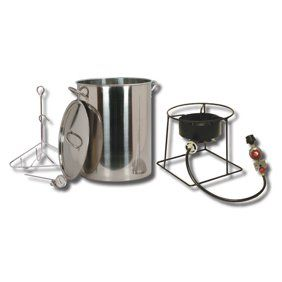 Patio Amp Garden With Images Outdoor Cooker Turkey