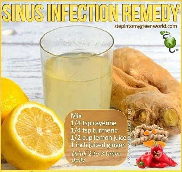 Sinus infection remedy