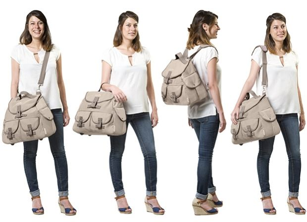 Street Style changing bag
