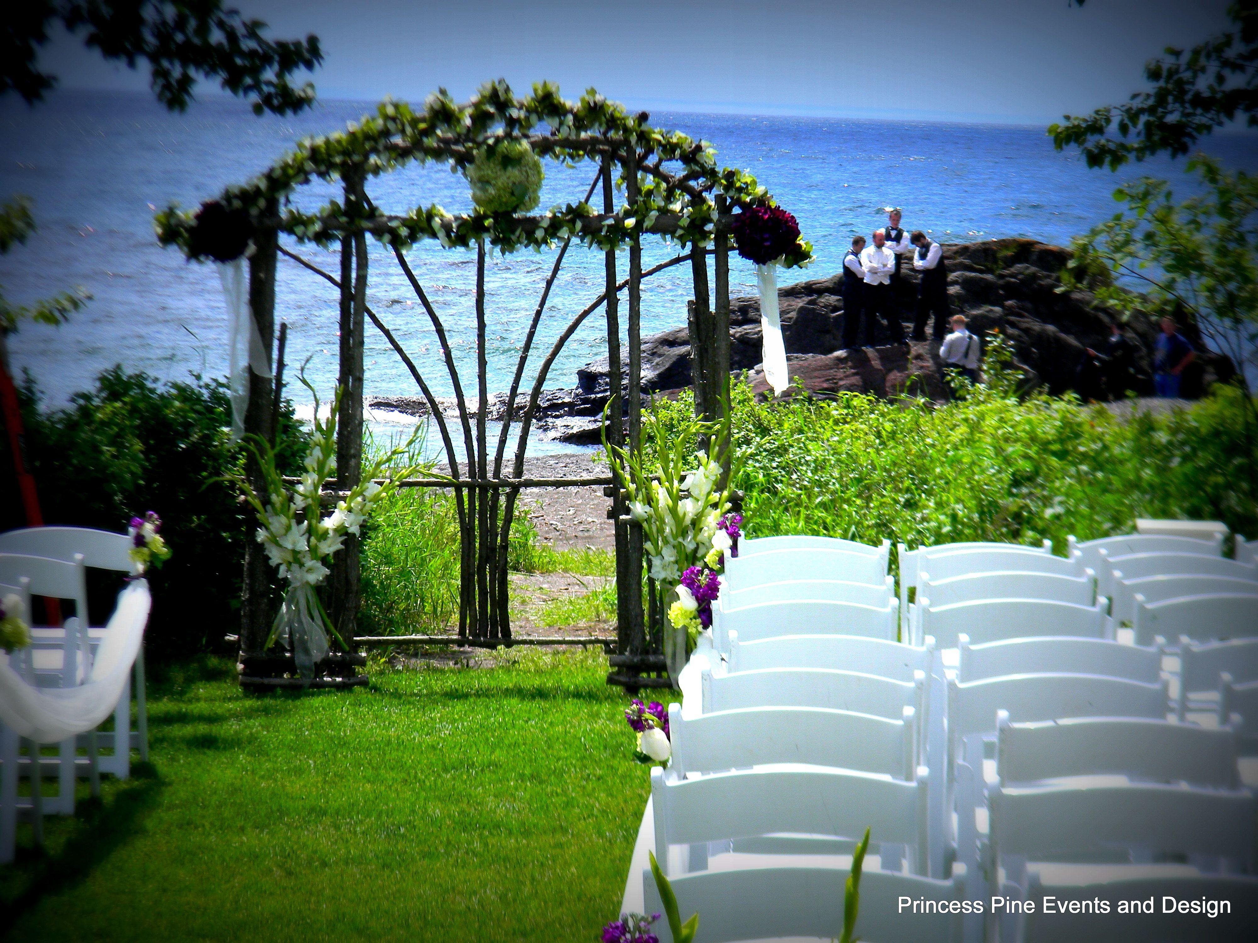 Adam and Leanora   Lutsen resort, North shore wedding ...