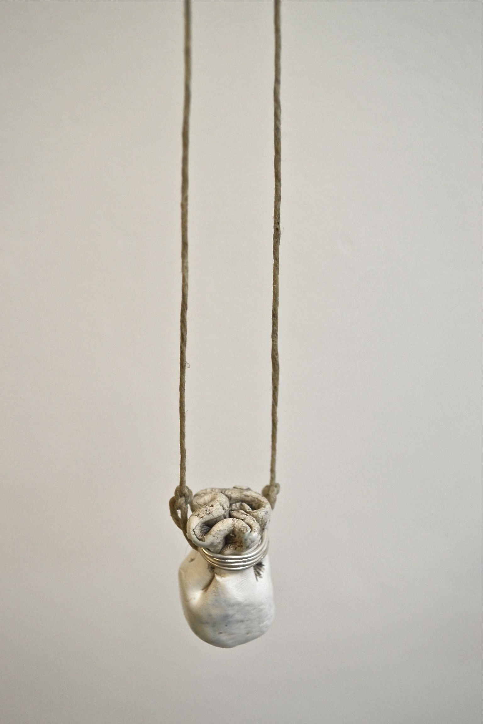 Hannah Blore Porcelain necklace