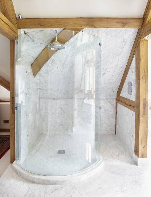 21 supereinfache tricks f r ein blitzblankes zuhause - Duschwand reinigen ...