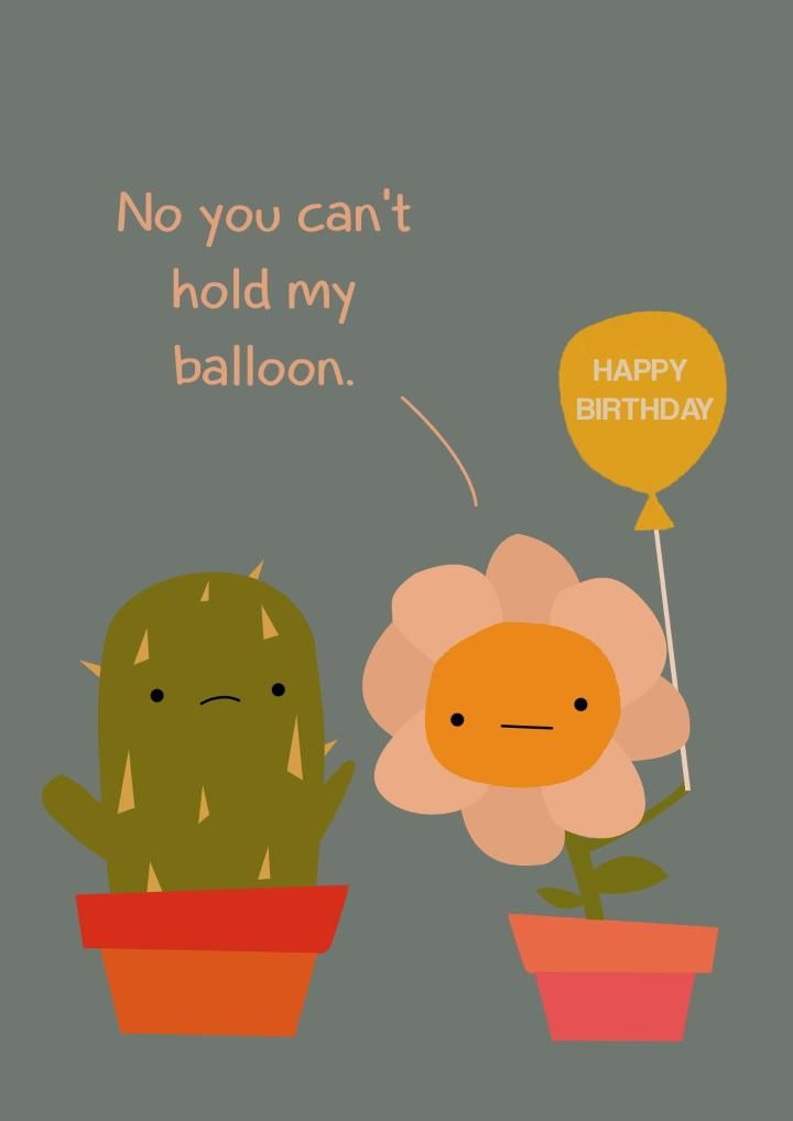 Thortful An Awesome Birthday Card From Pottsy Prints Birthday Cards Happy Birthday Cards Cool Cards