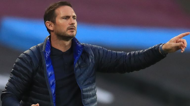 Tammy Abraham Chelsea Contract Negotiations Not Affecting Form Says Frank Lampard Chelsea Manager Chelsea Fans Premier League