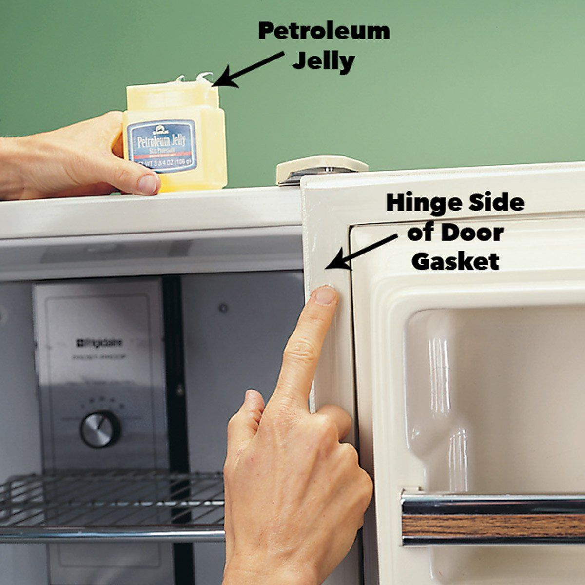 3 Tips On How To Replace A Refrigerator Door Gasket Refrigerator Repair Refrigerator Door Repair