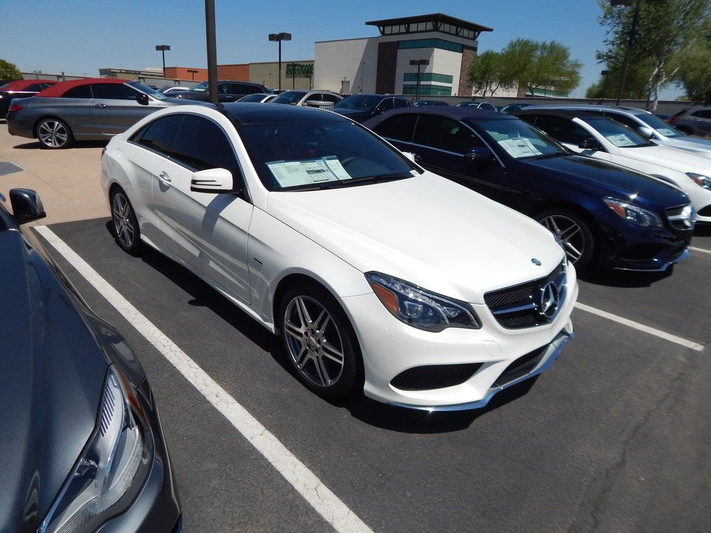 2017 Mercedes Benz E550 Coupe C207 By