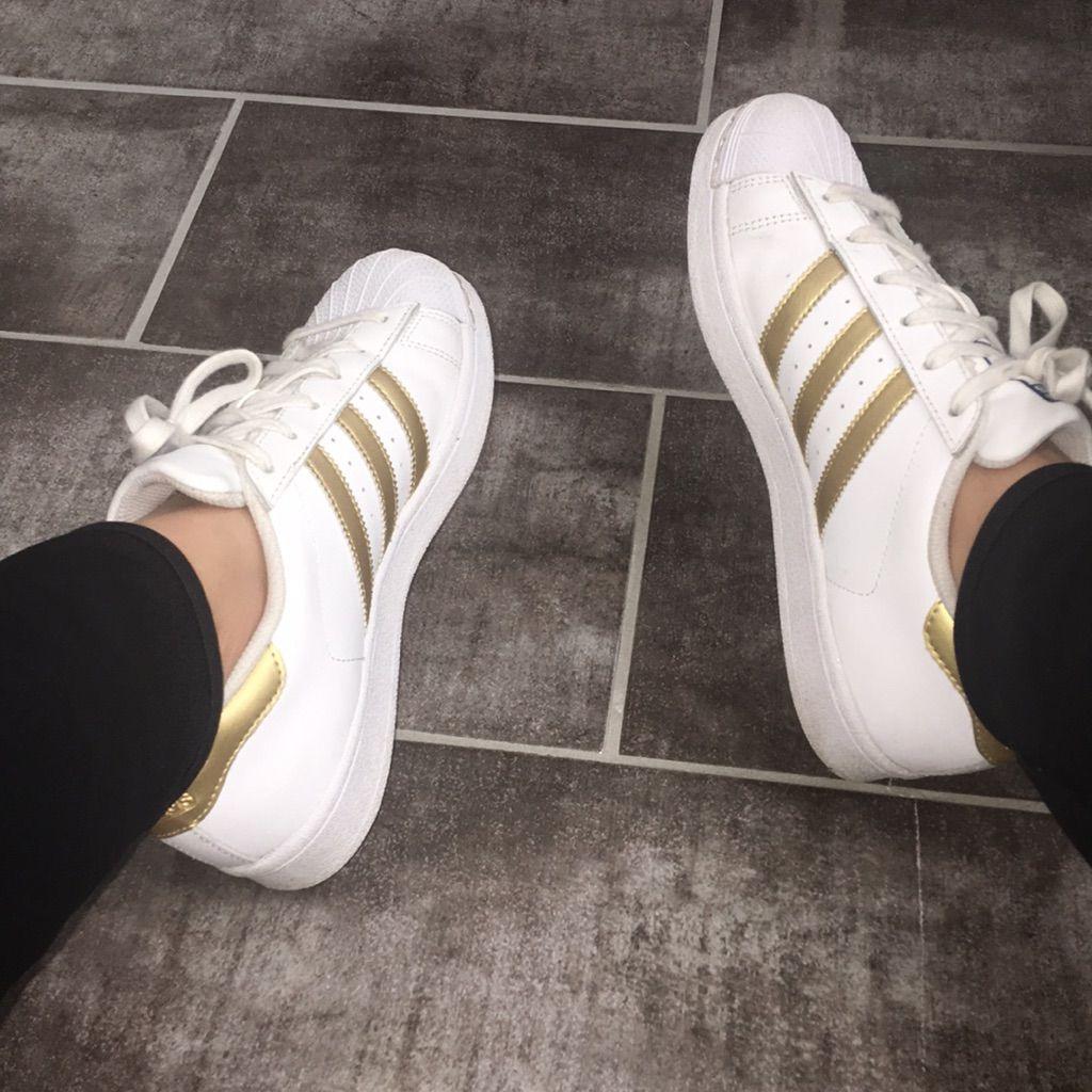 adidas superstar scarpe size 5.5