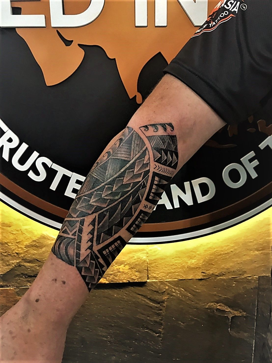 Tattoo Ideas For Men Maori Style Forearm Tattoo Tattoos
