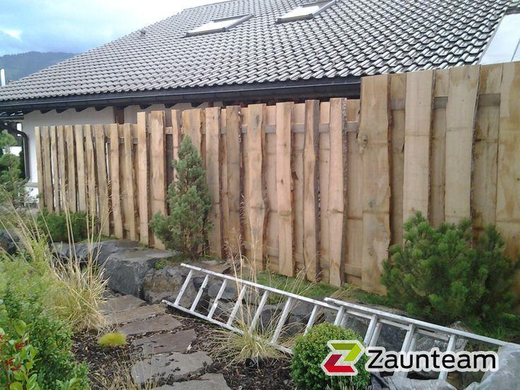HolzSichtschutz / Sichtschutzzaun, Zaunteam Allgäu
