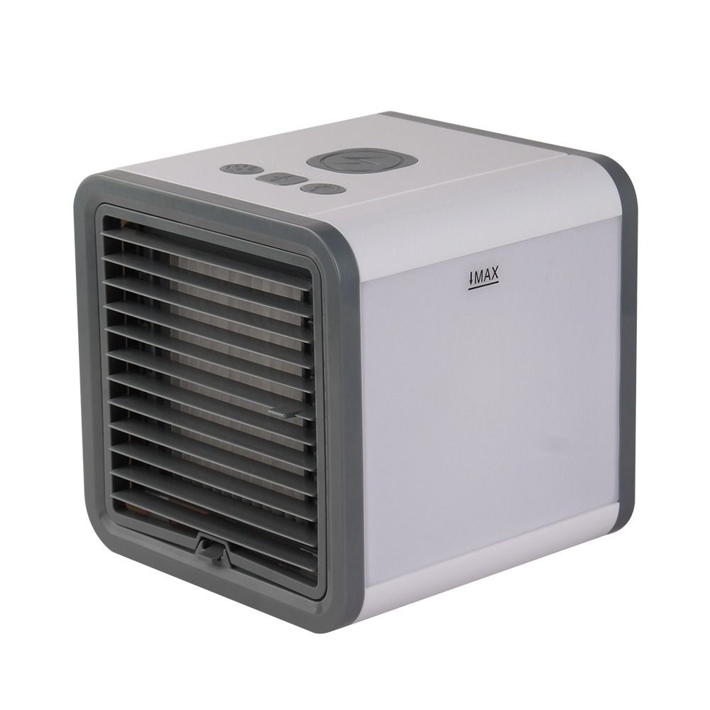 Personal Air Cooler Gray In 2020 Air Cooler Fan Air Cooler Air Conditioner