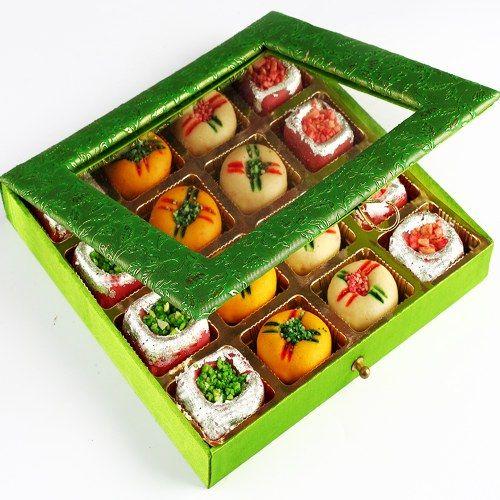 Ghasitarams sugarfree green kaju mawa mix box online shopping ghasitarams sugarfree green kaju mawa mix box online shopping for diwali sweet hampers by ghasitaram negle Images