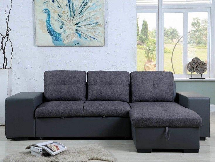 Canapé du0027angle convertible et réversible Adèle Habitat et Jardin pas - salon d angle de jardin